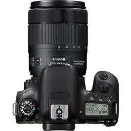 Canon EOS 77D + 18-135mm IS USM - Refurbished Thumbnail Image 8