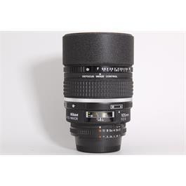 Used Nikon 105mm f/2 D Thumbnail Image 0