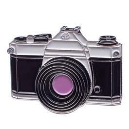 Official Exclusive Pentax K1000 SLR Camera Pin Badge thumbnail