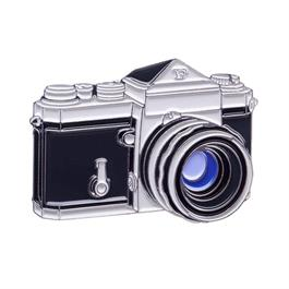 Official Exclusive Nikon F Camera Pin Badge thumbnail