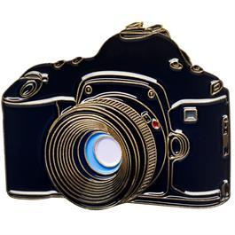 Official Exclusive Canon EOS 1V Camera Pin Badge thumbnail