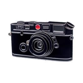 Official Exclusive Leica M4 / M6 Black Camera Pin Badge thumbnail