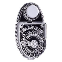 Official Exclusive Sekonic L-398A Analogue Exposure Meter Pin Badge thumbnail