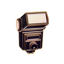 Official Exclusive Vivitar 283 Flash with Auto Thyristor Pin Badge thumbnail