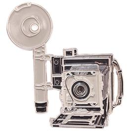 Official Exclusive Graflex Pacemaker Speed Graphic with flash (Large Format) Pin thumbnail