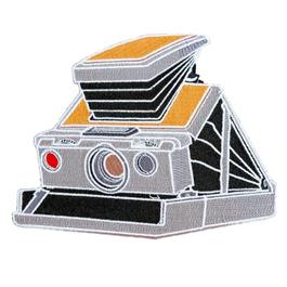 Official Exclusive Polaroid SX70 Folding Sew-On-Patch thumbnail