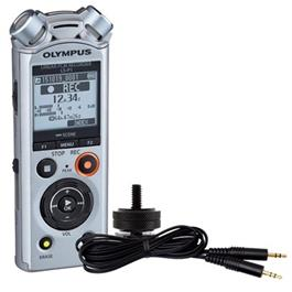 Olympus LS-P1 LS Pocket 4GB video Audio Recorder kit thumbnail
