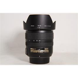 Used Nikon AF-S 24-85mm f3.5-4.5G ED Thumbnail Image 0