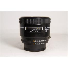 Used Nikon AF 85mm f1.8 Thumbnail Image 0
