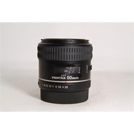 Used Pentax 50mm F/2.8 SMC D FA Macro - thumbnail