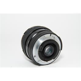 Used Nikon 20mm f/2.8 AF-D Lens Thumbnail Image 2