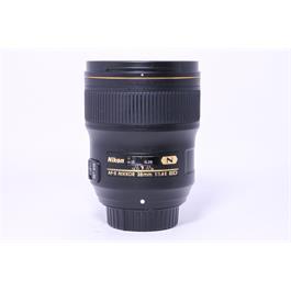 Used Nikon AF-S NIKKOR 28mm f/1.4E ED thumbnail
