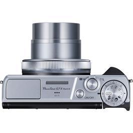 Canon PowerShot G7 X III Silver Compact Camera Dual Battery Kit Thumbnail Image 4