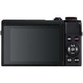 Canon PowerShot G7 X III Black Compact Camera Dual Battery Kit Thumbnail Image 1