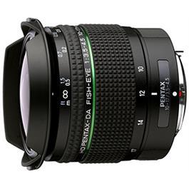 Pentax 10-17mm HD f3.5-4.5 DA ED Fisheye lens Thumbnail Image 1