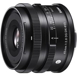 Sigma 45mm f/2.8 DG DN Contemporary Sony FE-Mount Lens thumbnail
