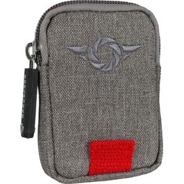 COSYSPEED Wallet Steel Grey / Red thumbnail