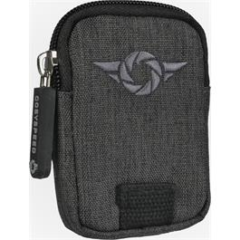 COSYSPEED Wallet Charcol / Black thumbnail