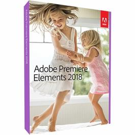 Adobe Premiere Elements 2018 Video Editing Software thumbnail