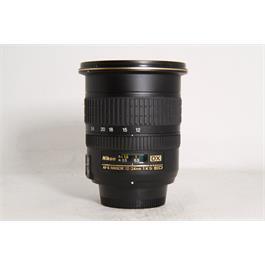 Used Nikon DX 12-24mm f/4G thumbnail