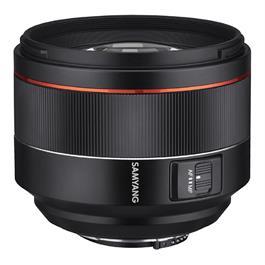 Samyang AF 85mm f/1.4 Nikon F Mount Lens