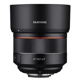 Samyang AF 85mm f/1.4 Nikon F Mount Lens thumbnail