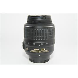 Used Nikon 18-55mm f/3.5-5.6G DX VR Lens Thumbnail Image 0