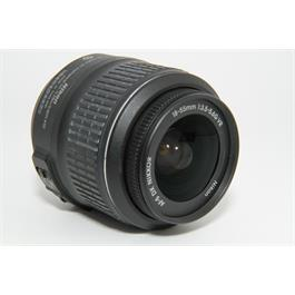 Used Nikon 18-55mm f/3.5-5.6G DX VR Lens Thumbnail Image 1