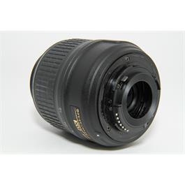 Used Nikon 18-55mm f/3.5-5.6G DX VR Lens Thumbnail Image 2