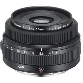 Fujifilm GF 50mm lens f/3.5 R LM WR thumbnail