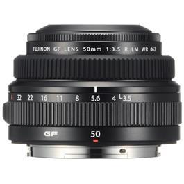 Fujifilm GF 50mm lens f/3.5 R LM WR Thumbnail Image 1