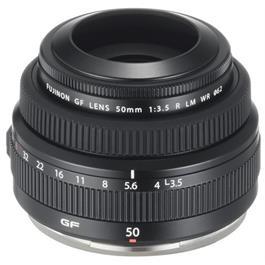 Fujifilm GF 50mm lens f/3.5 R LM WR Thumbnail Image 2