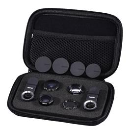 """Hama """"Uni"""" 5-in-1 Lens Set, MC, for Smartphones and Tabletss thumbnail"""
