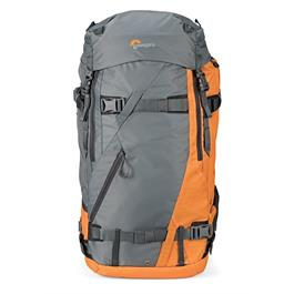 Lowepro Powder BP 500 AW Grey/Orange Backpack thumbnail
