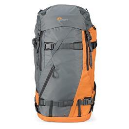 Lowepro Powder BP 500 AW Grey/Orange Backpack thumbnail