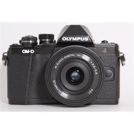Used Olympus E-M10 II & 14-42mm EZ thumbnail