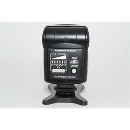 Used Nissin Di466 flashgun 4/3 f4/3 fit Thumbnail Image 2