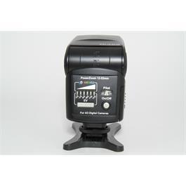 Used Nissin Di466 Flashgun  4/3 4/3 FIT Thumbnail Image 2