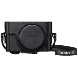 SONY LCJ-RXK Carry Case for RX100 Black Thumbnail Image 0