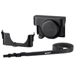 SONY LCJ-RXK Carry Case for RX100 Black Thumbnail Image 1