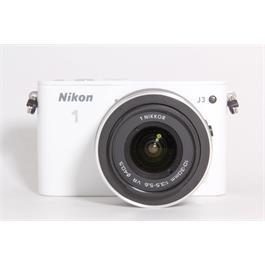 Used Nikon J3 + 10-30mm f/3.5-5.6 Lens thumbnail