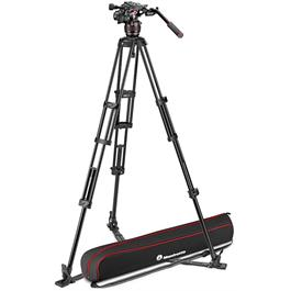 Manfrotto Nitrotech 608 and Aluminium Tw thumbnail