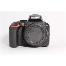 Used Nikon D3500    + 18-55mm DX kit a Thumbnail Image 3