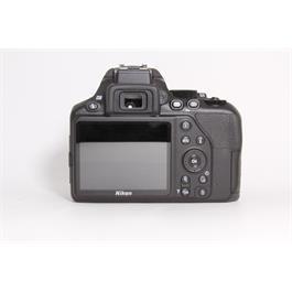 Used Nikon D3500    + 18-55mm DX kit a Thumbnail Image 5