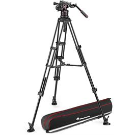 Manfrotto Nitrotech 612 and Aluminium Tw thumbnail