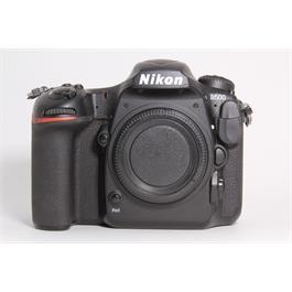 Used Nikon D500 body   thumbnail