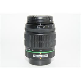 Used Pentax 50-200MM f/4-5.6  SMC DA Lens  thumbnail