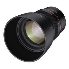 Samyang 85mm f/1.4 - Nikon Z Mount Lens
