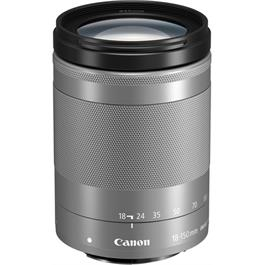 Canon EF-M 18-150mm Silver - Ex Demo thumbnail
