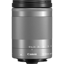 Canon EF-M 18-150mm Silver - Ex Demo Thumbnail Image 1